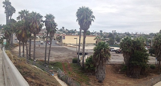 Future site of a Park & Ride lot or community-enhancing mixed-use project?