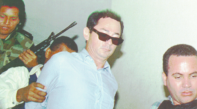 Federal prosecutors say Jose Castrillón was captain of a billion-dollar cocaine-smuggling empire for the Cali cartel. For five years Castrillón injected millions of dollars into San Diego's economy.
