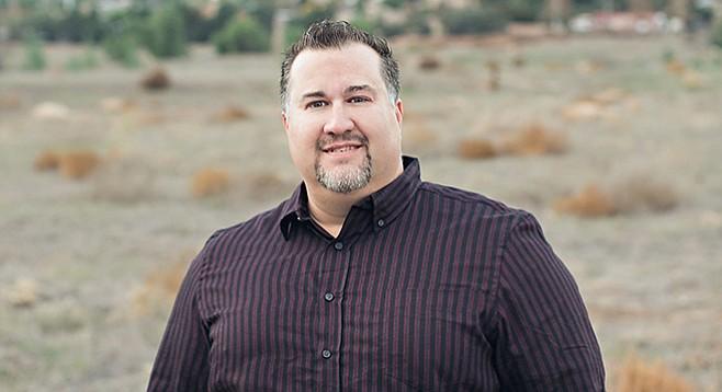 Pastor Todd Tolson
