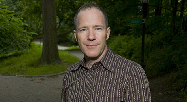 "Rick Moody: ""It was an incredibly fertile time to be at Brown University. I could reel off six or eight people in my class, or the class above me, who won National Book Awards."""