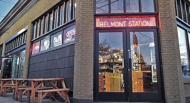 Belmont Station, Portland's top craft beer shop