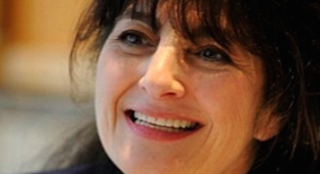 Ruth Reichl - served at the Swallow Restaurant, one of the most avant-garde of Berkeley's cafes.