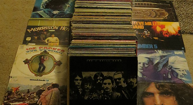 Vinyl has staged a get-knocked-down-but-then-get-up-again comeback.