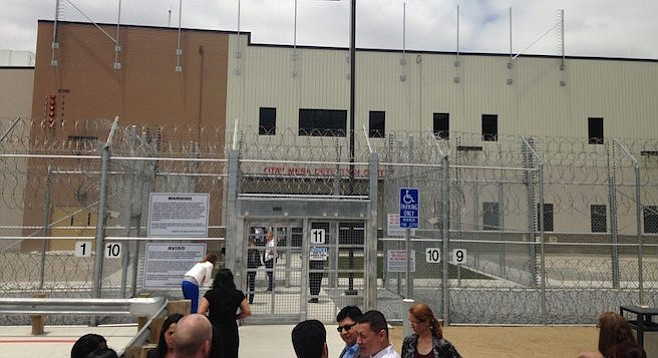 Otay Mesa Detention Center