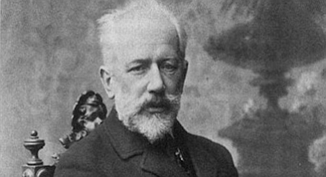 "Tchaikovsky: ""If you do not want to write, at least spit on a piece of paper, put it in an envelope, and send it to me."""