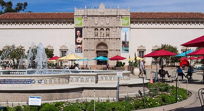 Balboa Park United lobbies for Plaza de Panama funding