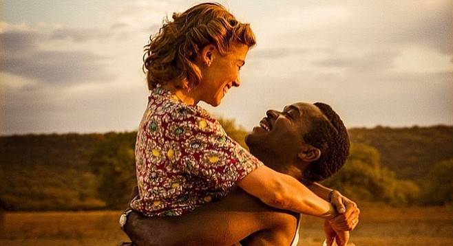 A United Kingdom: A man, a woman, and a  slew of sociopolitical factors