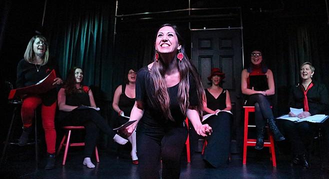 Vagina Monologues at Finest City Improv