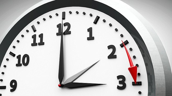 Daylight Saving Time: One of the three hardest-to-grasp concepts in the known world.