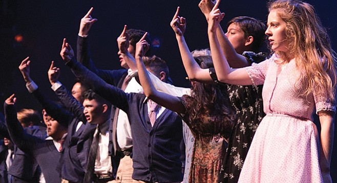 "The Spring Awakening cast resents being ""totally fucked."""