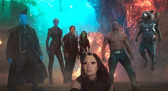 Guardians of the Galaxy Vol. 2: We are family!