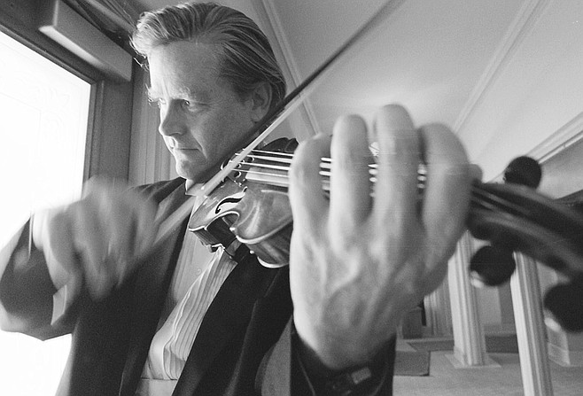His Mom Played Cello, His Dad Was in the Band | San Diego Reader