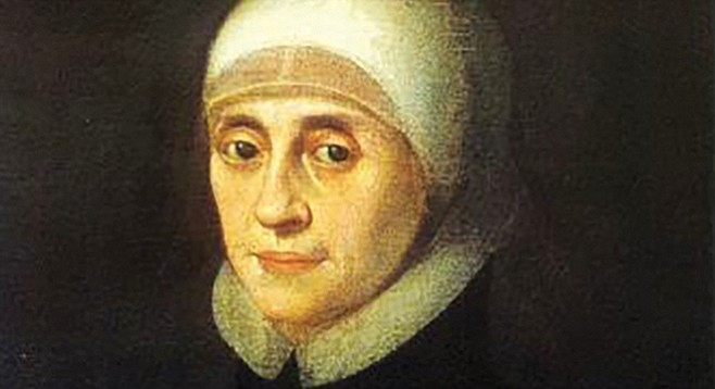 Mary Ward set out to do what St. Ignatius Loyola had done for men.