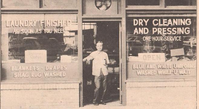 Wong Lee Laundry