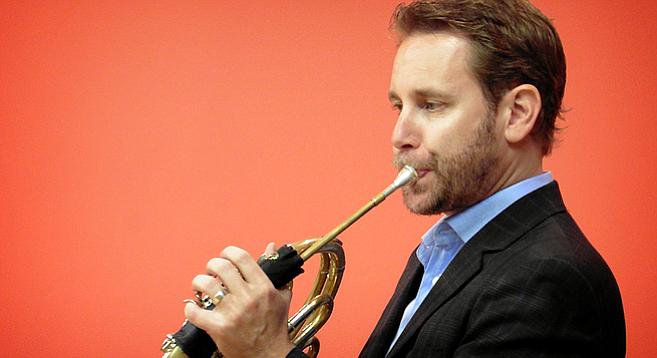 Andrew Bain: Horn Jedi.