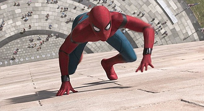 Spider-Man: Homecoming: The web-slinger looks to scale the sheer wall of box-office success one more time.