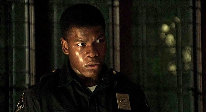Detroit: You're looking at what is probably the best part of the film right here: Mr. John Boyega.