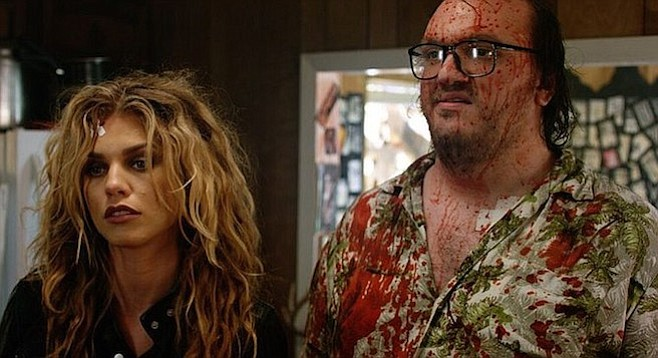 68 Kill: One look and you know these people are ready to party.
