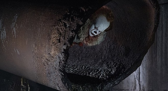 It: Aren't clowns ever charming and fun anymore?