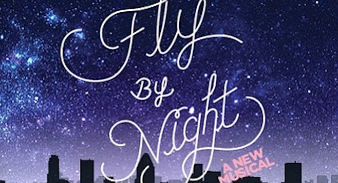 Fly by Night: The Jeweled Net of Indra