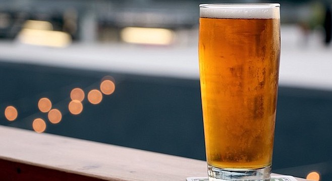 San Diego is responsible for 1.3 percent of craft beer's national economic impact.