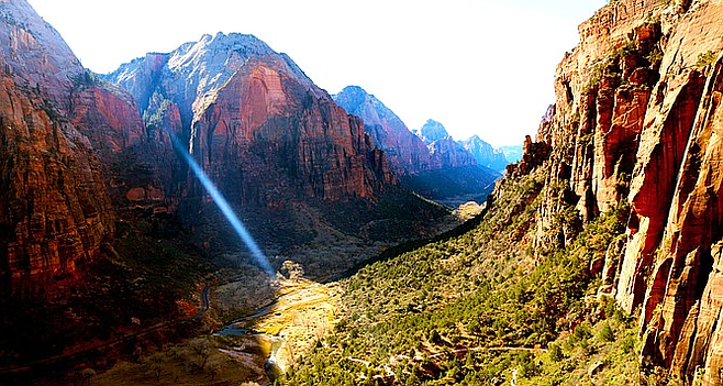"Angel's Landing might be ""one of the most dangerous hikes in the United States"" — still, you've got to see the view for yourself."