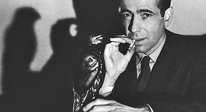 "The Maltese Falcon: ""The stuff that dreams are made of"" — who knew private eyes were so Shakespearean?"