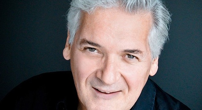 Pinchas Zukerman is losing his saltiness.