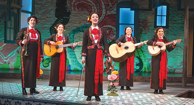 American Mariachi tackles a conceit of Mexican-American culture in the 1970s: the idea that females couldn't handle such intricacies.