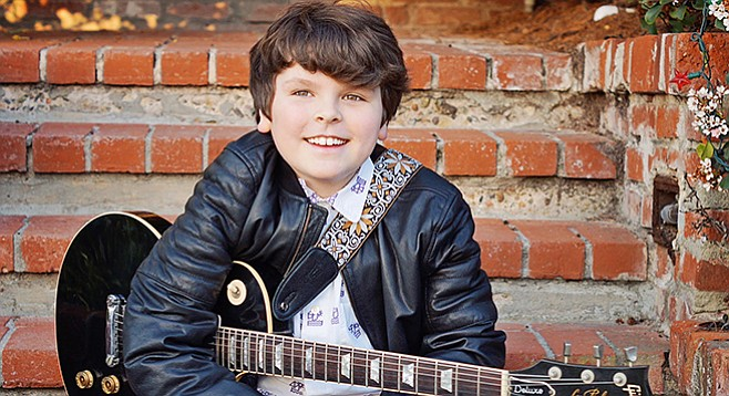 Tommy Ragen will always be able to tell people that he dropped out of school to attend the School of Rock.