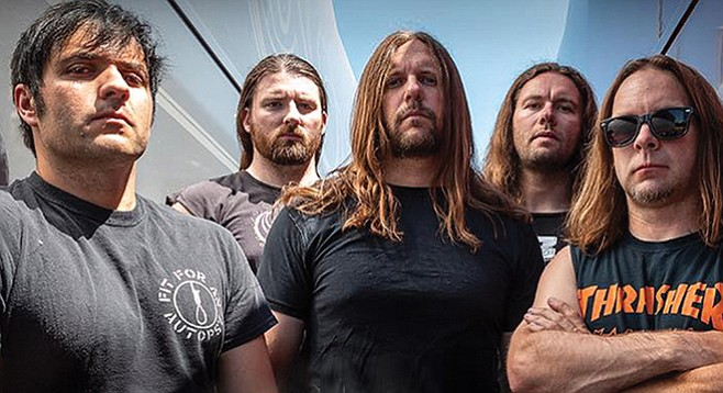 Unearth: the New Wave of Swedish Death Metal