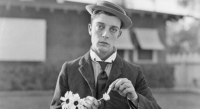 The face of comedy, Buster Keaton
