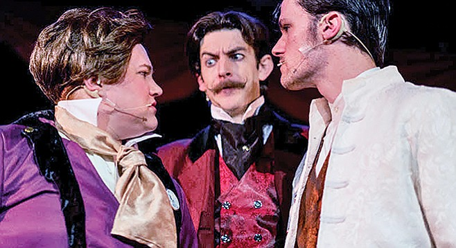 "The Mystery of Edwin Drood: ""Vote for the villain!"""