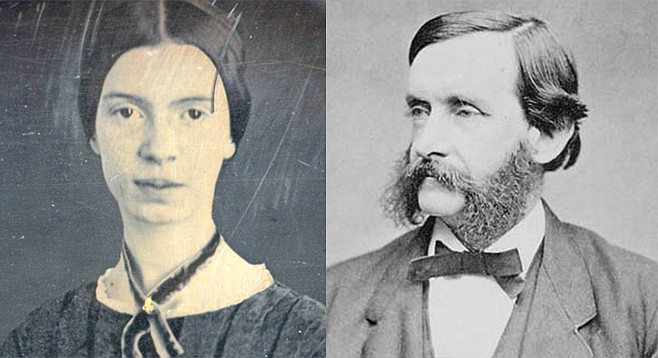 Emily Dickinson and Thomas Wentworth Higginson