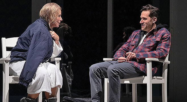 """The Year to Come: """"It's rare to have a play telling us about ourselves right now."""""""