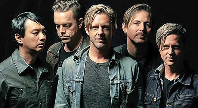 Switchfoot's 11th full length album, Native Tongue, will be released January 18.