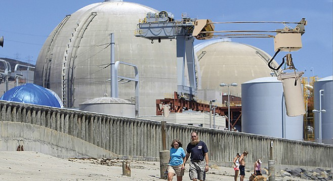 "San Onofre's new Claw-Canister system swings into action, even though some say its workings ""seem like they are almost designed to fail on purpose."""
