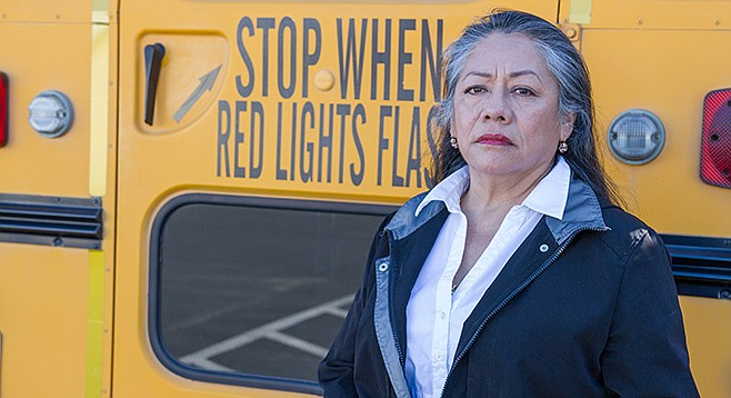 """Miranda Escoto has refused settlements of $12,501 and $46,000. """"I don't want the money,"""" she says, """"I want people to know the school district covers for abusers."""""""