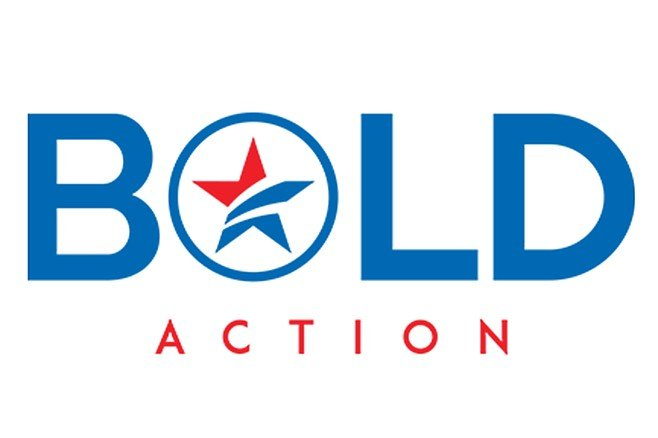A three-day, 39-member event was sponsored by Bold PAC