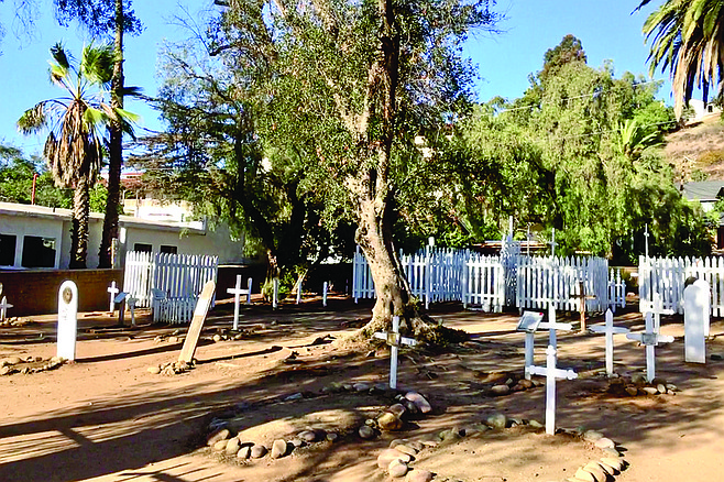 Campo Santo, second-oldest cemetery in San Diego