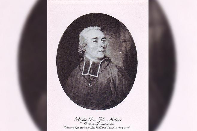 Bishop John Milner