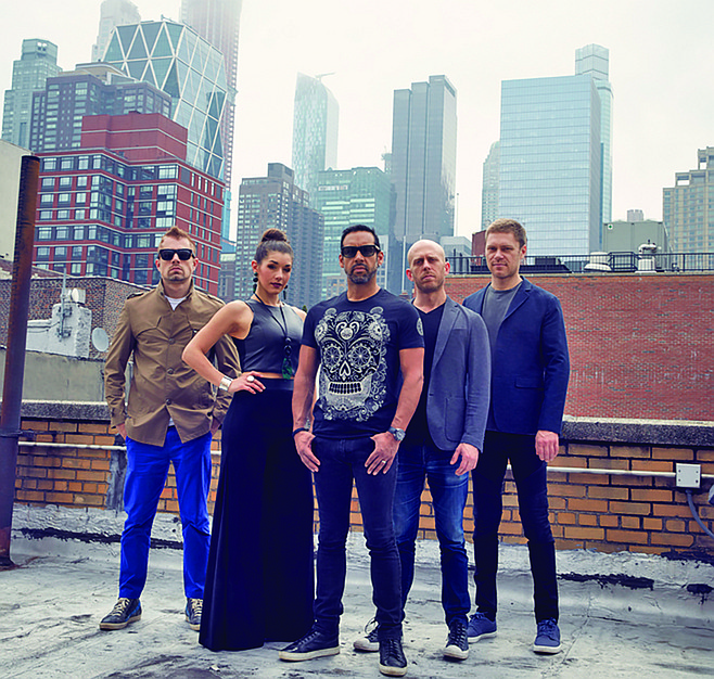 Antonio Sanchez and his band play the Athaneum March 16.