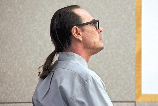 Edward Nett during trial January 23, 2019.