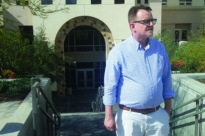 History professor Walter Penrose sent a resolution to SDSU's academic senate rejecting the proposals.