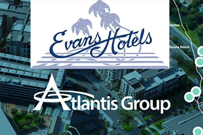 Evans Hotels and Atlantis Group have been chief contributors to Georgette Gomez's personal legal defense fund