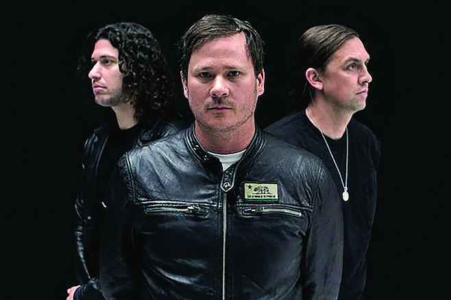 Angels & Airwaves may someday broadcast from space. Until then, catch them at House of Blues October 5-6.