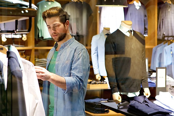 """Just because clothing is """"designer"""" doesn't mean it's worth paying money for."""