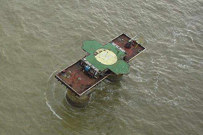 Sealand: worth the effort?