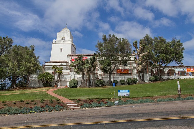 Presidio and park – ready by this weekend?