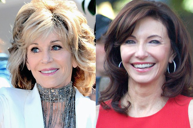 Jane Fonda and Mary Steenburgen each contributed $1700 to Terra Lawson-Remer's campaign